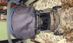 Preloved lucky baby stroller still in good condition.