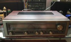 A beautiful Luxman R3030. Almost like new condition! No