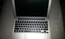 MacBook Air with original charger for $450 (Nego)