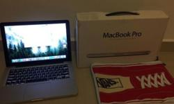 Hi selling my beloved MacBook Pro All details is in the