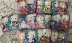 Macdonald Hello Kitty 10 sets of couples, selling at