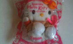 * MacDonald Reversible Hello Kitty * Brand New in
