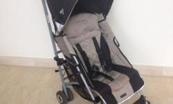 Maclaren Quest Stroller for sale, in Black/Champagne.