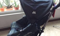 Maclaren Quest Stroller Denim (Limited Edition) Very