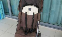 Large and Sturdy Maclaren Ryder Stroller Buggy with