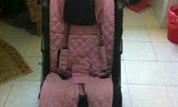 Selling off the mclaren stroller due to have 2 stroller