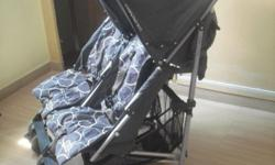 Maclaren twin techno stroller for sales. Suitable from