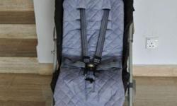 Maclaren is trusted British brand for strollers. Has