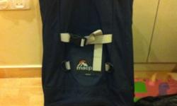 Brand new macpac koala child carrier. Never had the
