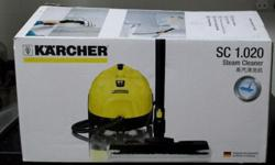 I have a Karcher Steam Cleaner for sale It's a