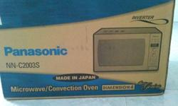 ***Made in Japan* Panasonic : Microwave/Convection Oven