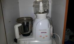 Maharaja Whiteline Smart Chef Mixer Grinde. 750 W heavy