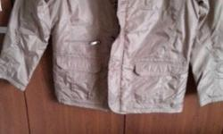 . Brand new (with original plastic bag) . Jacket of