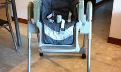 Mamalove Adjustable High Chair. Good condition. Pick up