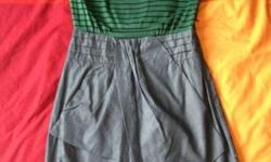Clearing wardrobe, excellent condition dress, MANGO,