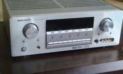 Marantz 7.1 channel 130 watts receiver amplifier Good