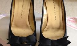 Marc Jacob peep toe shoes Worn once for 3 hours only So
