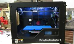 ALL SOLD You�ve heard of 3-D printers, but you probably