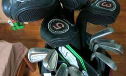 - SOLD - Used Maruman Verity Golf Set in good