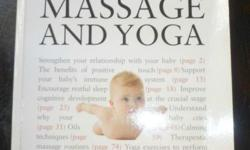 Book on baby massage by Anita Eapple & Pauline