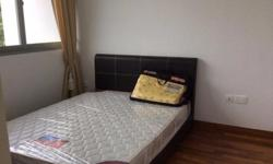 Master bedroom for rent near Marsiling MRT Rental 600