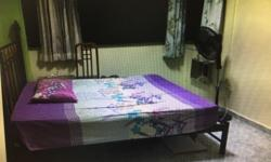 Fully furnished master room with wifi and air con Near