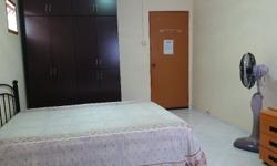 Jumbo Flat Fully Furnished, High Floor, Include