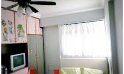 Master room for rent at yew tee No agent fee Fully