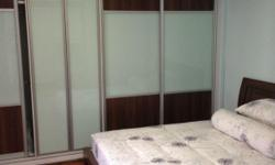 Master room with attached toilet for rent. Fully