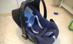 We sell of our Maxi Cosi Car Seat. Have not used it