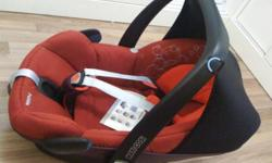 Maxi Cosi Pebble Infant Car Seat for sale Compatible