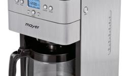 Brand new coffee maker includes 1 year warranty Self