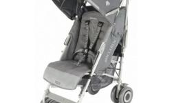 The Honda Accord of strollers. A perennial favorite for