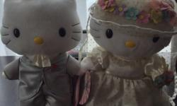 McDonald's Hello Kitty - King & Queen - $60 Brand new -