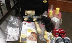Medela breast pump to let go cheap. Condition: 8/10.