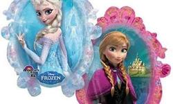 Party Wholesale has full range of Frozen Party