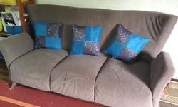 Comfortable and good condition Melandas sofa at $50