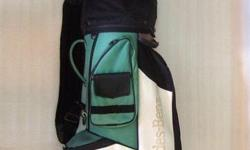 ~~~ MerCeDes-BenZ NyLon GoLF Bag $98 ~~~ One piece set