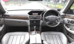 1) Mercedes Benz E250 - 8pm to 5am ($100.00) - 11pm to