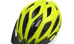 MET Crossover Matt Yellow Helmet S$69 (For direct
