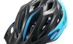 MET Crossover Matte Cyan/Black Helmet S$69 (For direct