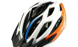 MET Crossover Orange/Cyan Helmet S$69 (For direct