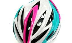 MET Forte Pink/Cyan Helmet S$105 (For direct purchase