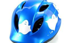 MET Super Buddy Blue Ghost Kids Helmet S$45 (For direct