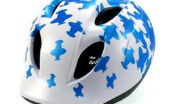 MET Super Buddy White/Blue Airplanes Kids Helmet S$45