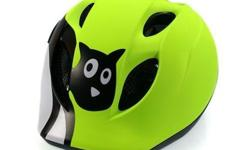 MET Super Buddy Yellow Cat Kids Helmet S$45 (For direct