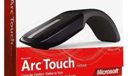 New Microsoft arc touch mouse with Bluetooth