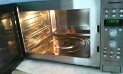 **Made in Japan* Panasonic : Microwave/Convection Oven