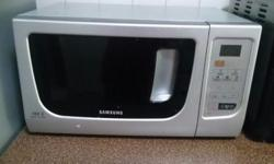 Very good condition, samsung microwave. self collect