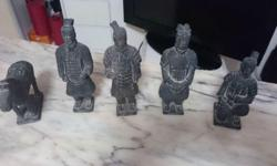 Bought from Xi'An, home of the Terracotta Warriors.